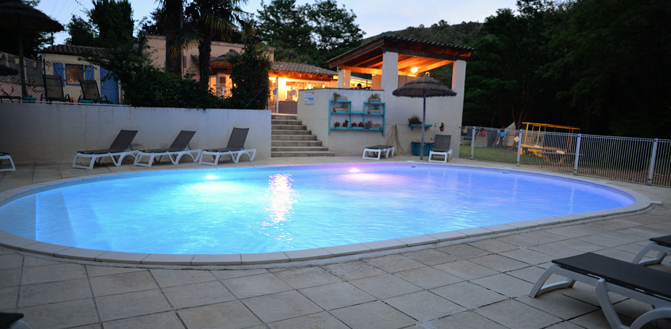 Leisure And Service At Camping Chambourlas   Coeur Du0027ardeche