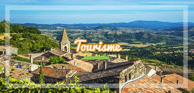 Le tourisme à proximité dans l'Ardèche et la Drôme